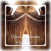 профессиональное наращивание волос Алматы